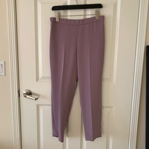 NWT $295 Theory Crop Pants Size 6